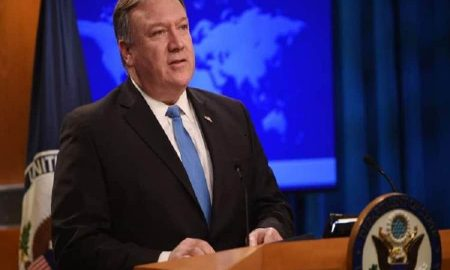 Mike Pompeo : US Secretary of State File Photo: wefornews