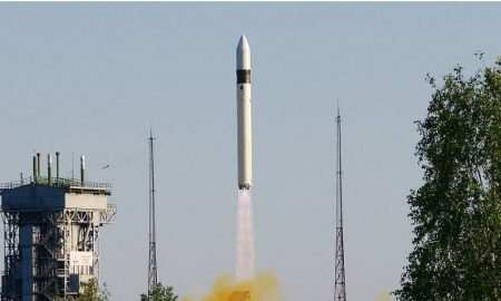 Russia Launches 3 Gonets-M Satellites