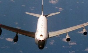 Rivet Joint and Cobra Ball: US surveillance planes fly over North Korea