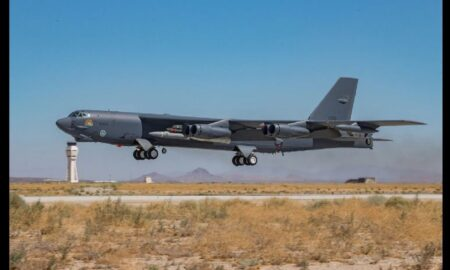 uS hypersonic B-52H Stratofortress