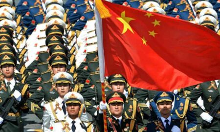 Chinese Intelligence Services