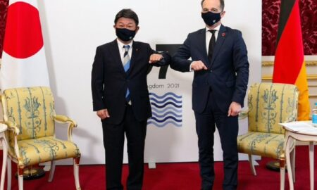 Japan-Germany Foreign Ministers' Meeting